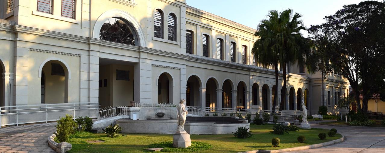 Fachada Museu da Imigração