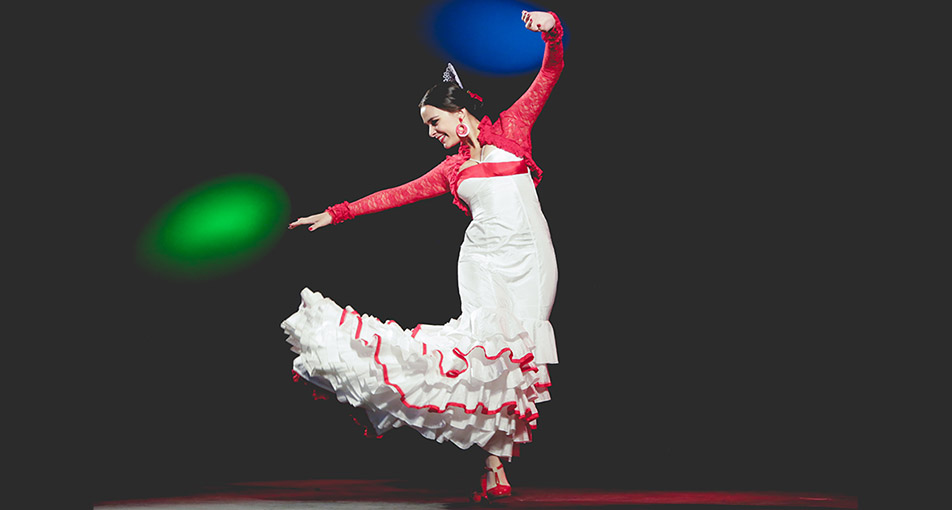 Foto de apresentação de dança