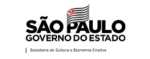 Logo Secretaria de Cultura e Economia Criativa do Governo do Estado de São Paulo